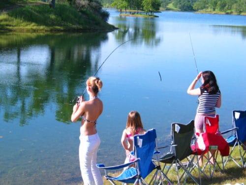 Рыбалка как вид отдыха
