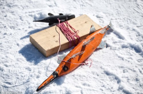 Методы ловли рыбы зимой