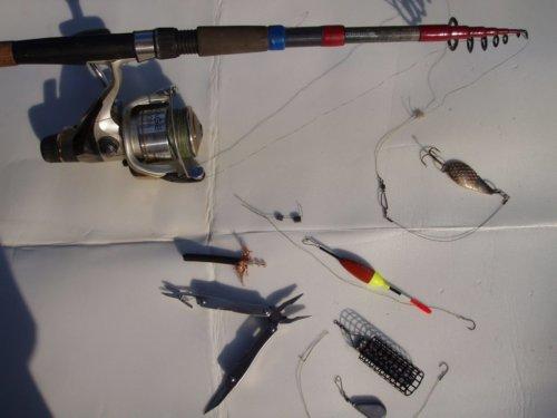 Весенние снасти для рыбалки