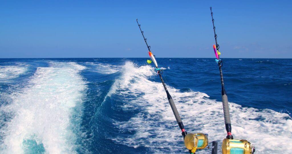 Морская рыбалка. Особенности