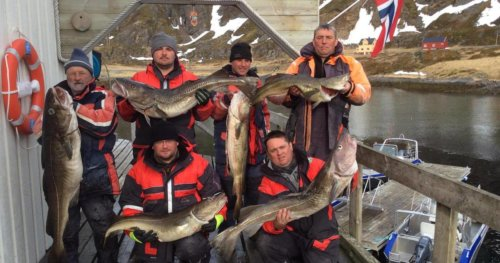 Мифы о рыбалке