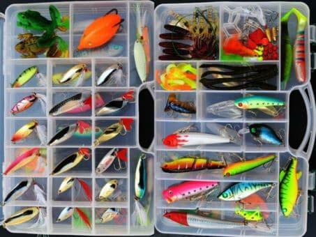 Искусственная приманка для ловли рыбы - как выбрать