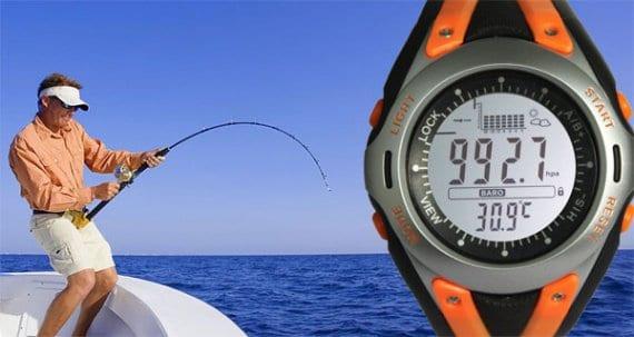 Прогноз клёва рыбы-подробная инструкция