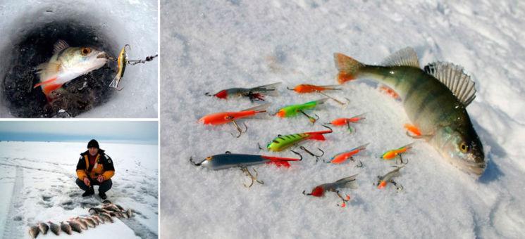 балансир для зимней рыбалки