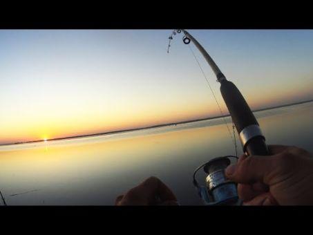 Рыбалка осенью на карася